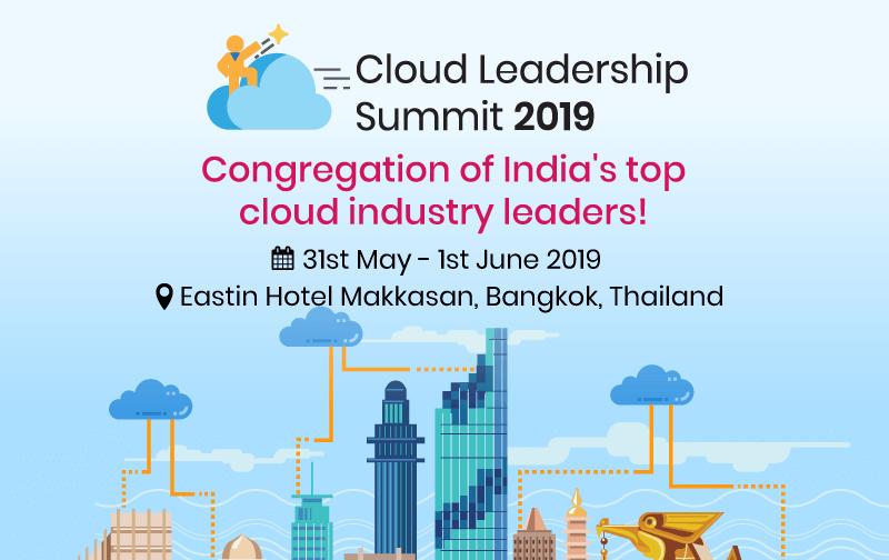 Cloud Leadership Summit 2019